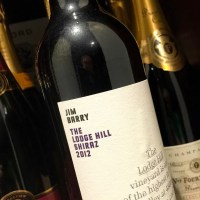 Jim Barry The Lodge Hill Shiraz 2012
