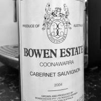 Bowen Estate Cabernet Sauvignon 2004