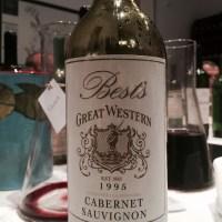 An outstanding Margaret River v Coonawarra cabernet tasting