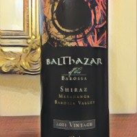 Balthazar of the Barossa Marananga Barossa Valley Shiraz 2011