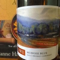 Lowe Wines Mudgee Blue Shiraz Cabernet 2011