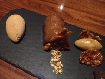 STK Snickers salted caramel with roasted peanuts