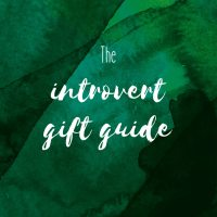 Christmas Shopping for Introverts