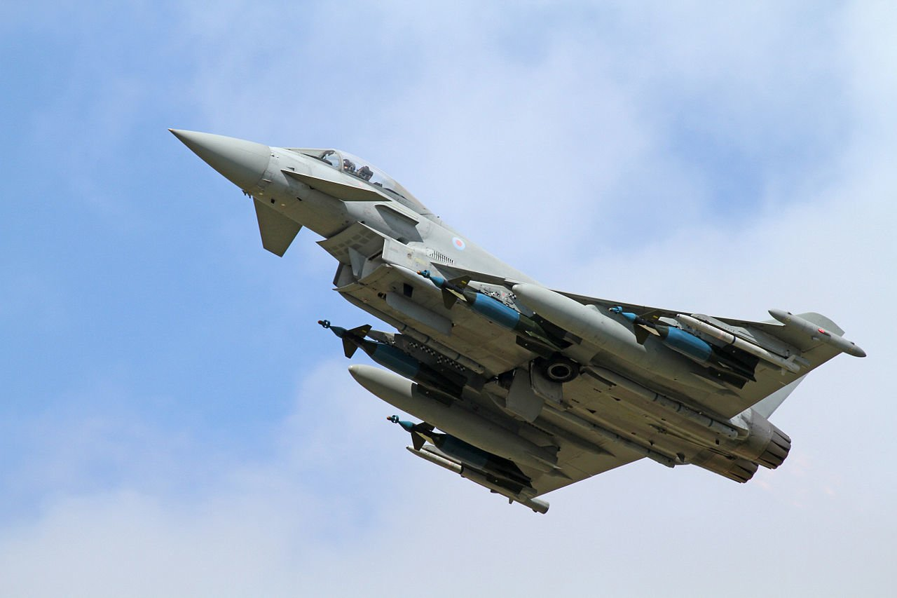 British Fighter Jets To Air Patrol Iceland