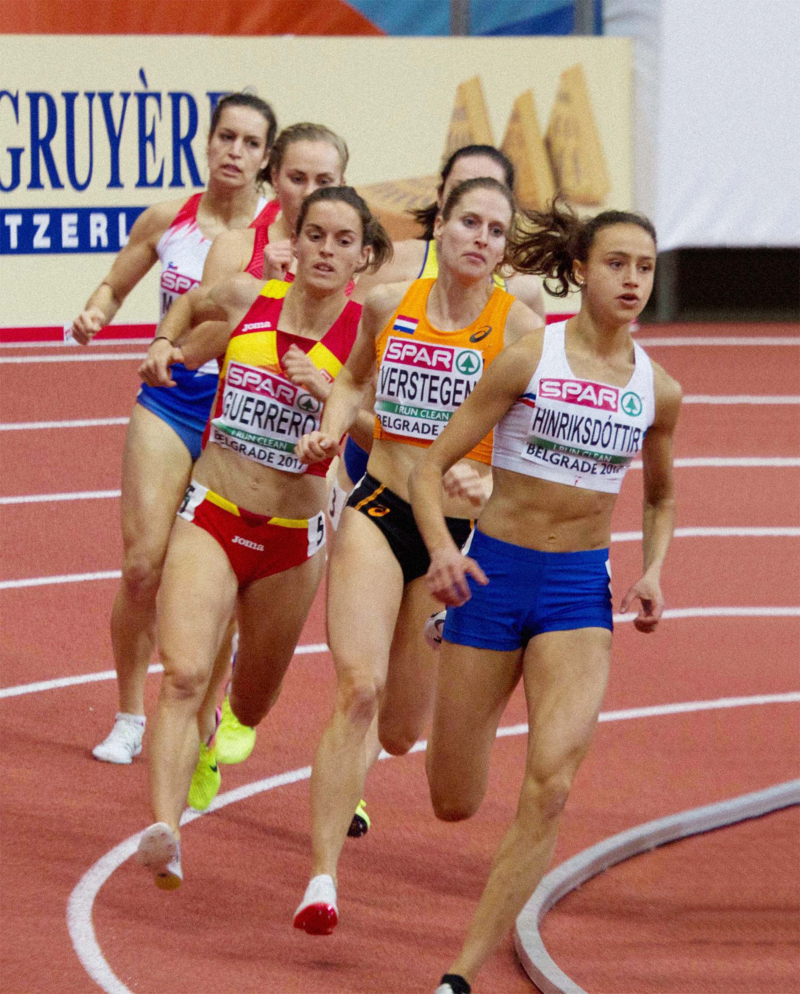 What Have We Won?: Middle-Distance Running!