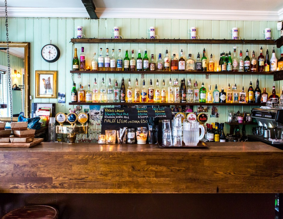 The Grapevine's Big-Ass Bar Guide 2014