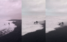 VIDEO: Yet Another Tourist Rescued After Getting Too Close To Reynisfjara Beach