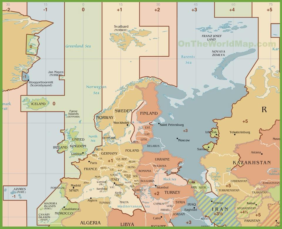 Ministry Of Health Looking Into Changing Icelandic Time Zone