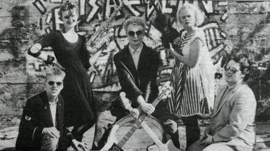 Band To Remember: Risaeðlan