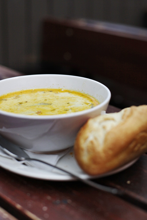 Soup of the Day - The Reykjavik Grapevine