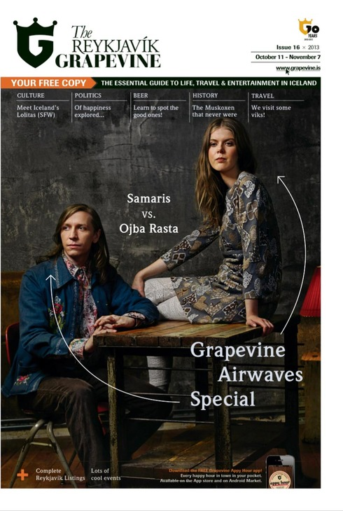 Issue 16 2013 - The Reykjavik Grapevine 0b1beccf7