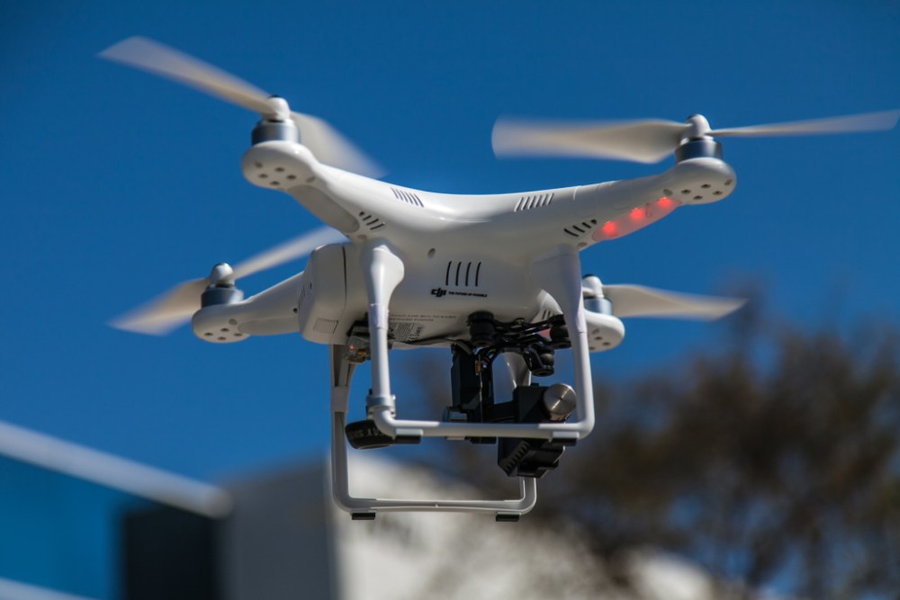 PSA: You Cannot (Legally) Shoot Down Drones Over Your Property