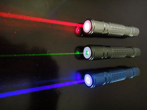 Illegal Lasers Stopped At Customs