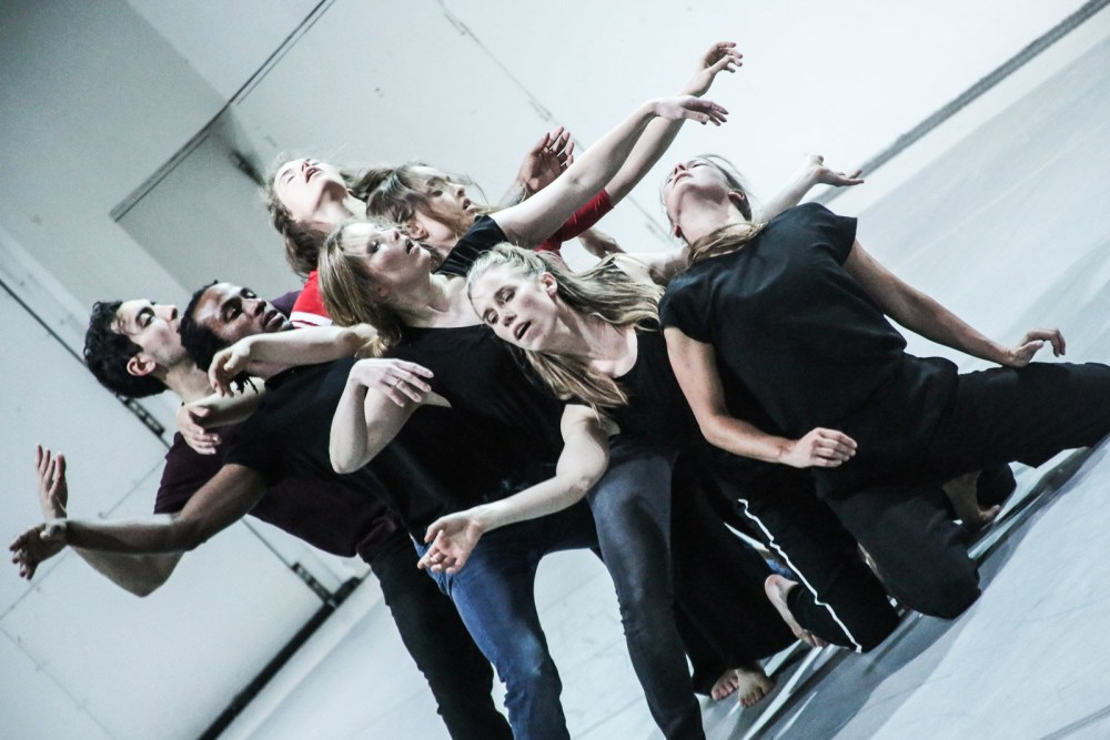 Dancing In Darkness: The Icelandic Dance Company Welcomes Winter