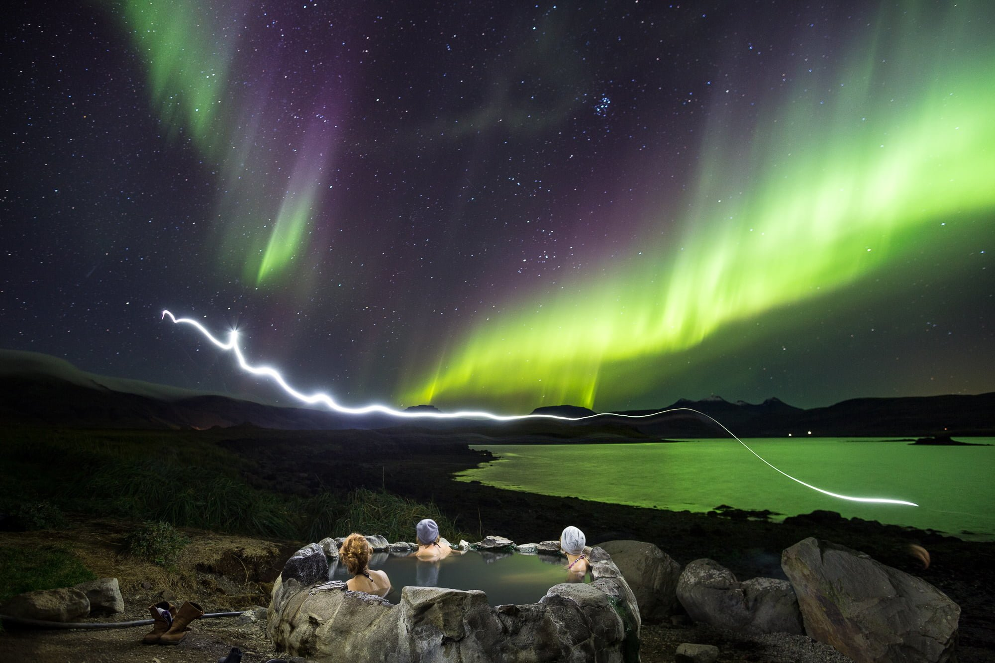 Grapevine's Best Of 2016: Tips For Seeing The Northern Lights
