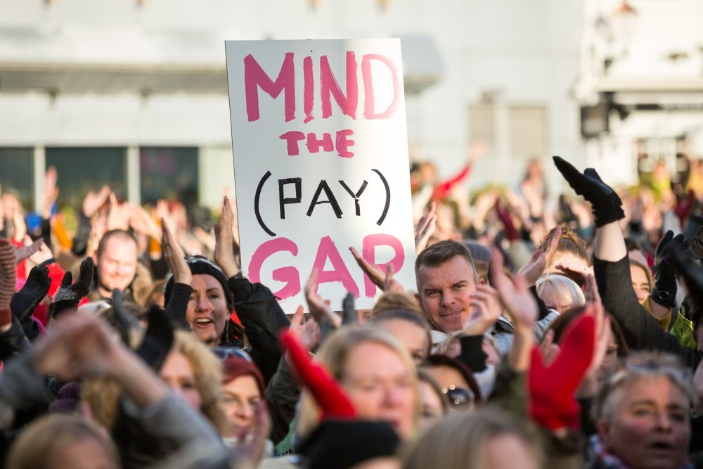 Mind The Gap: The Future Is Female