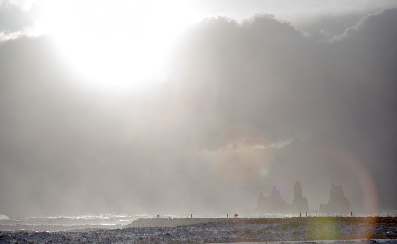 Of Black Beaches And Treacherous Snow: Down South We Go