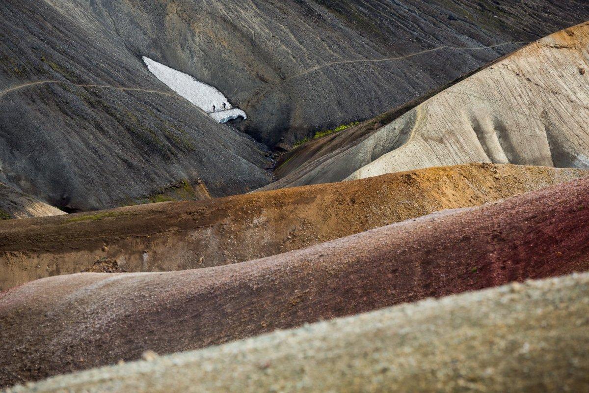 Mountains Beyond Mountains: Hiking Landmannalaugar