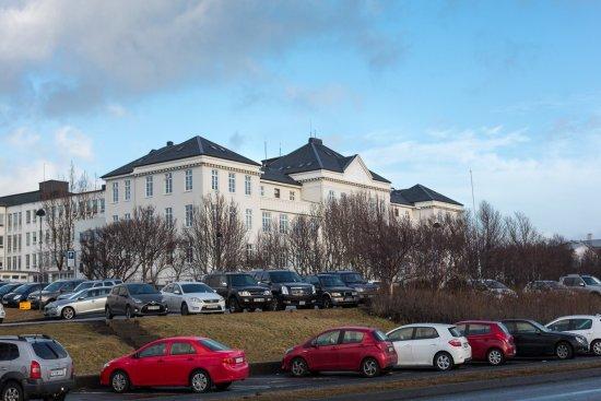 Reykjavík Of Yore Landspítallinn 2