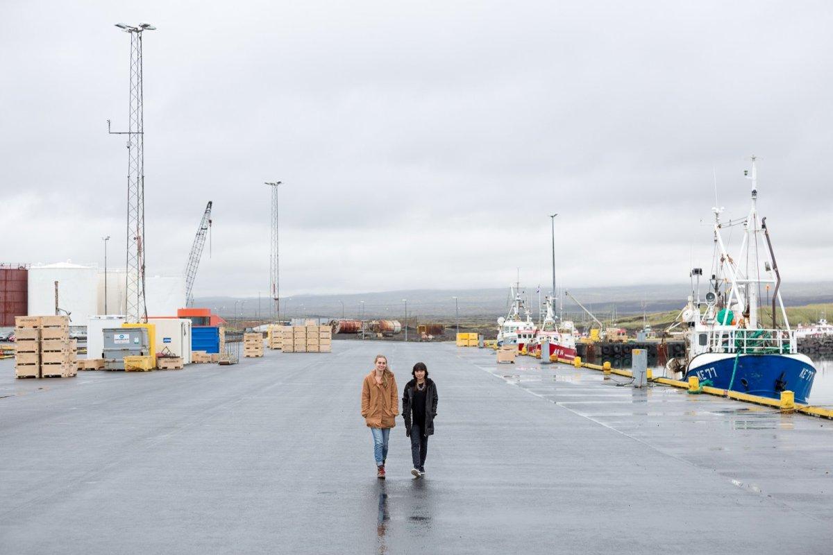 Drive-Through Towns: Nostalgia For The Non-Existent in Þorlákshöfn