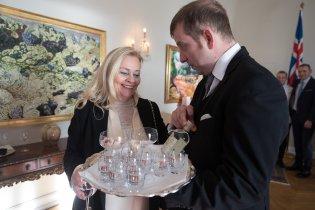 Food & Fun Presidential Reception by Bicnick