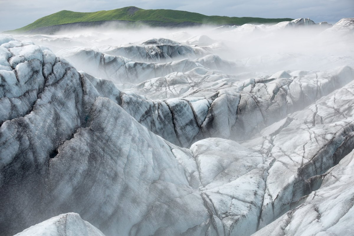 Of Black Sands And Fiery Glaciers: Getting Lost In Skaftafell