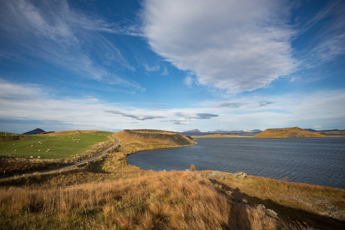 Another World: The Bizarre, Beautiful Landscapes Of Lake Mývatn