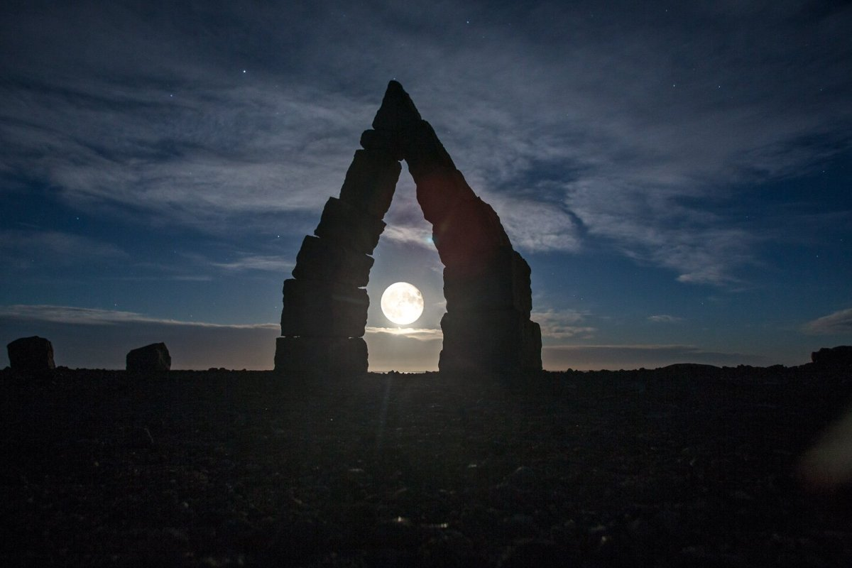 North By Northeast: A Road Trip To Iceland's Arctic Henge