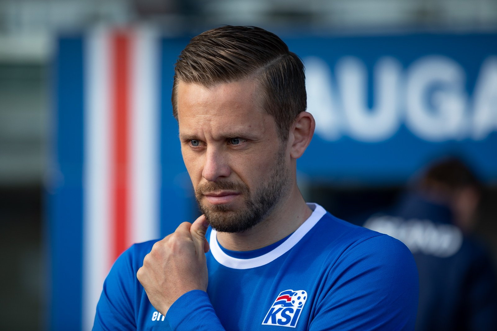 "Gylfi: ""Iceland Always Manage To Fight Back And Do The Almost-Impossible."""