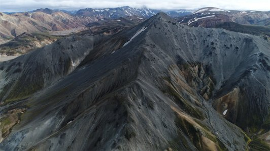 BlueMountain in Landmannalaugar