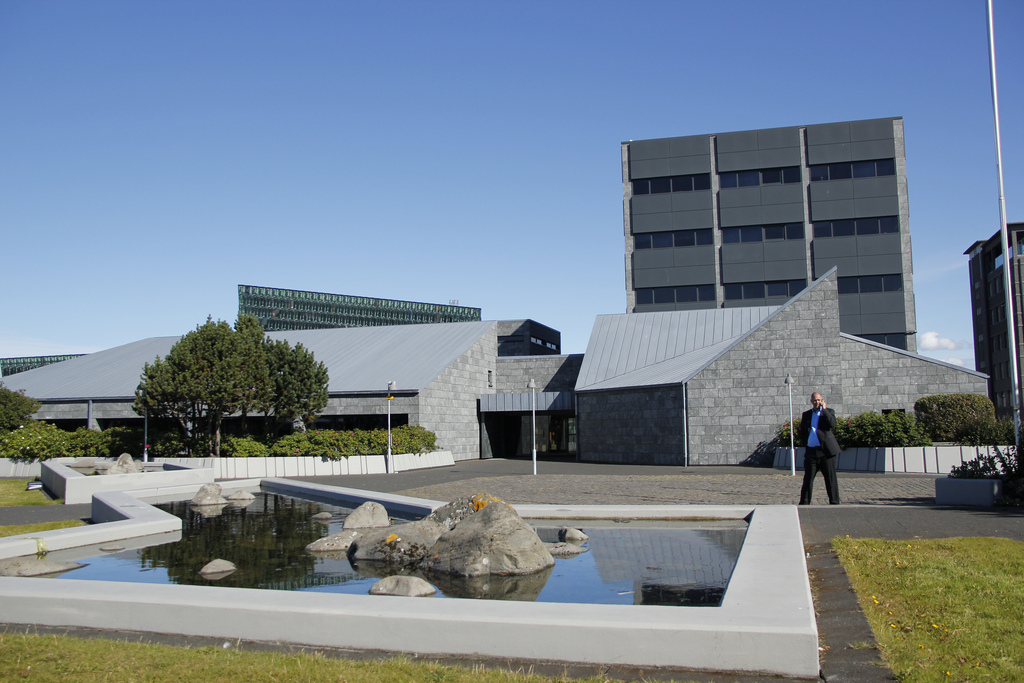 Iceland Central Bank Employees Complain About Nude Paintings