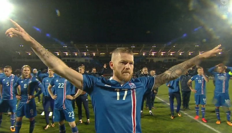 Why Is Iceland So Good At Football, With Such A Small Population?