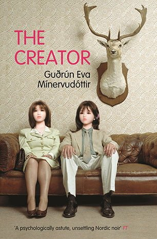 The Creator Gudrun Eva