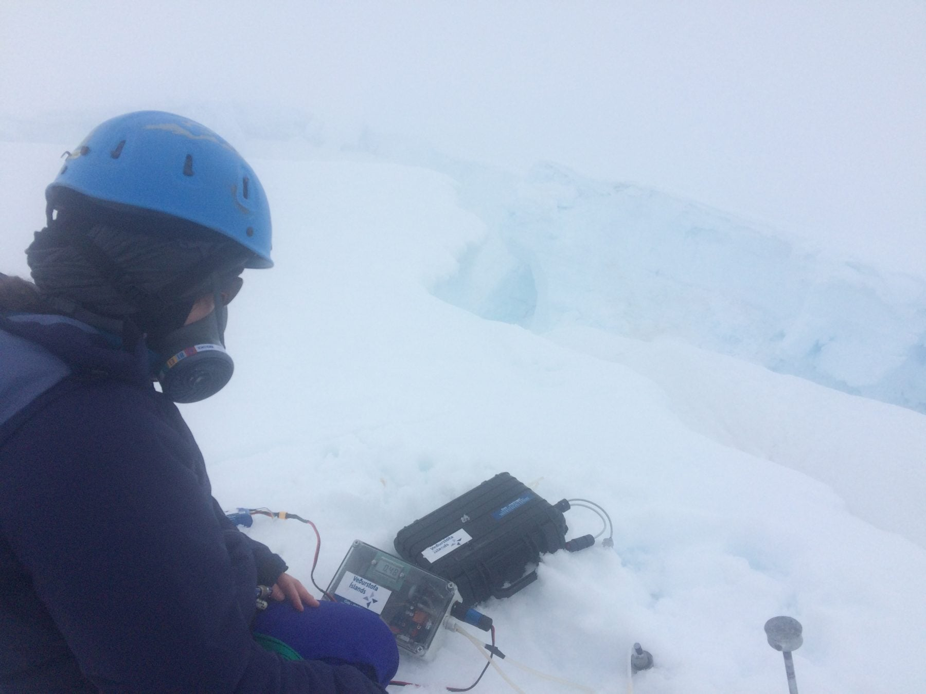 Ask A Scientist: What Exactly Do Volcanic Gases Do To People?