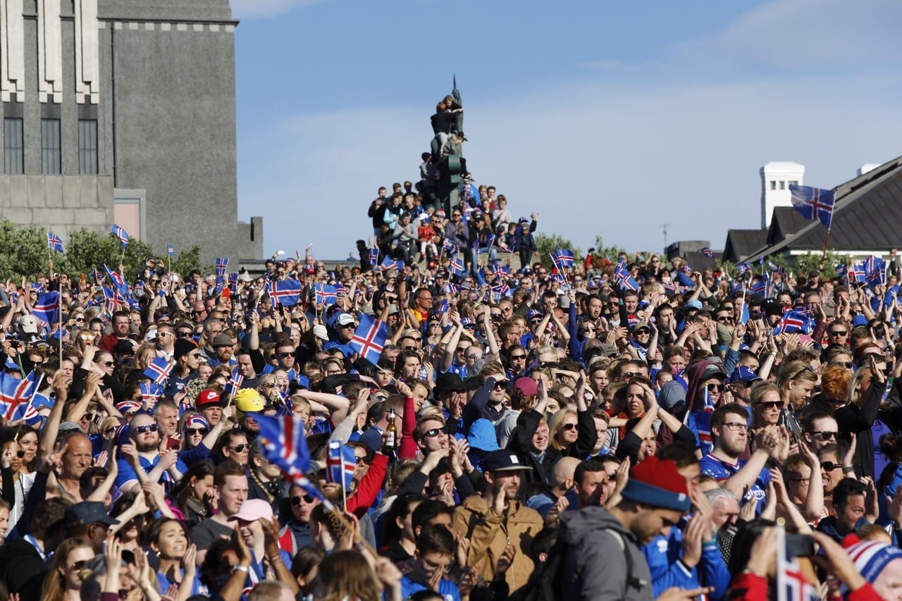 Location Of TV Screens For World Cup Announced In Downtown Reykjavik