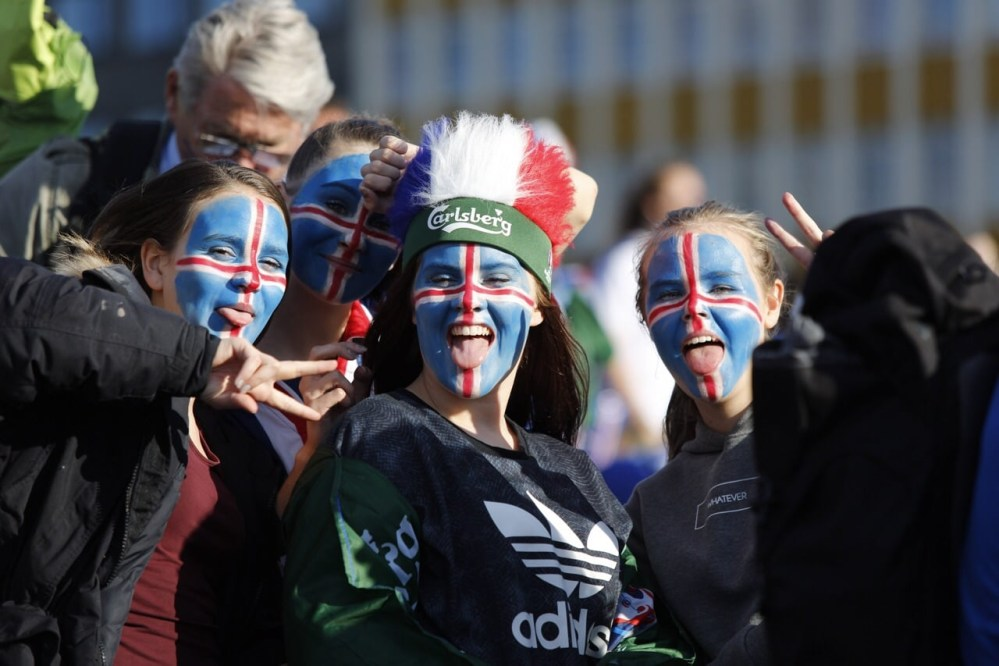 What Are Icelanders Talking About?: Football, Football, Football And Backlash