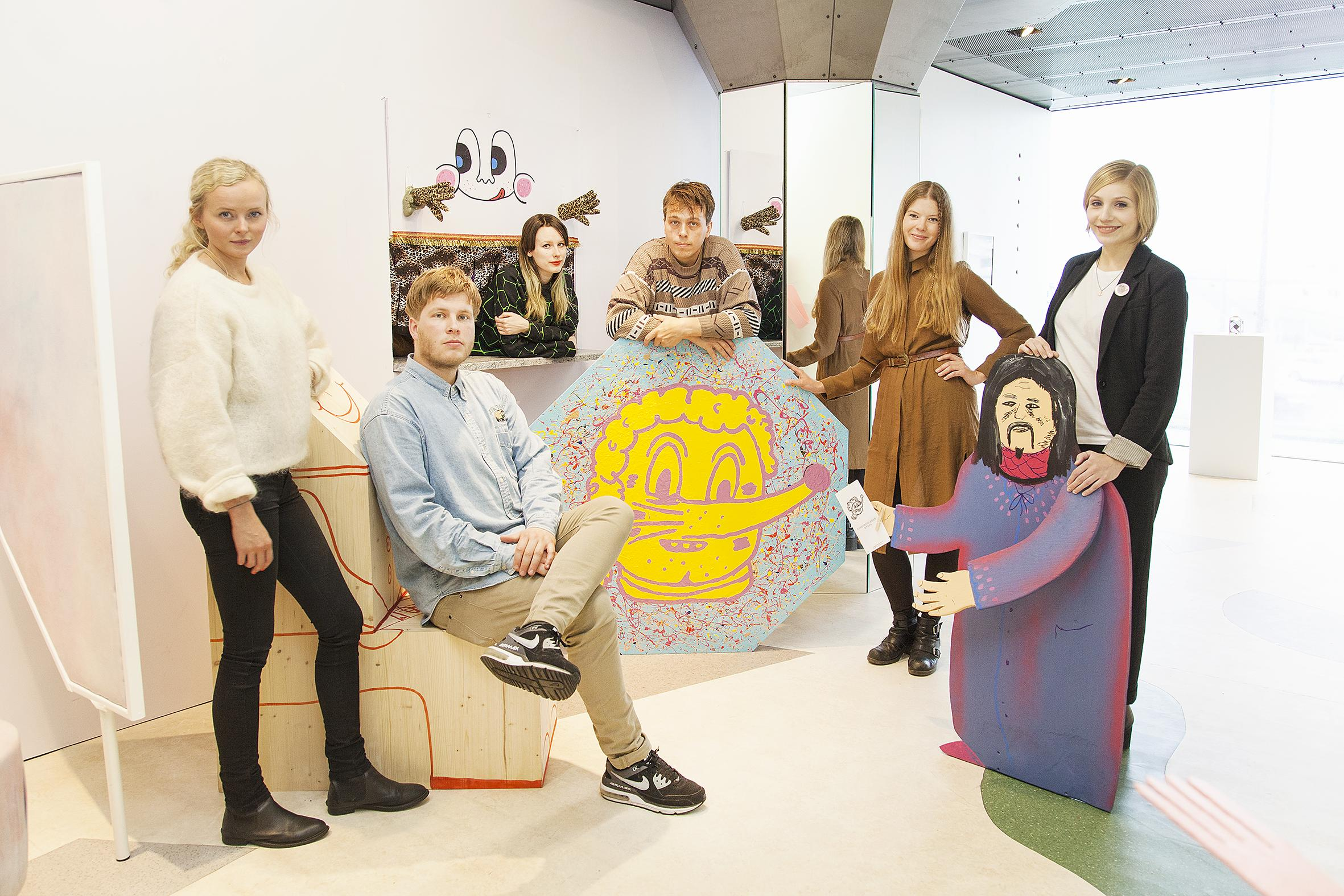 Kunstschlager: Young And Playfully Creative