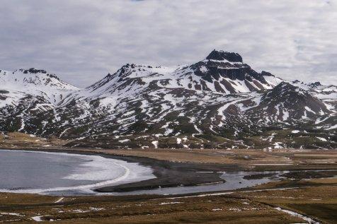 Landscape Borgarfjordur Eystri by TimotheeLambrecq