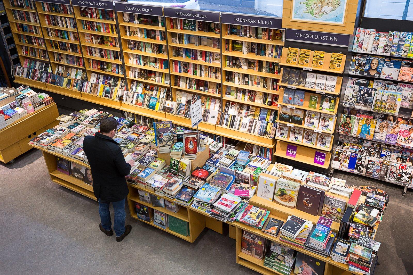 Grapevine's Best Of 2017: Best Bookshop