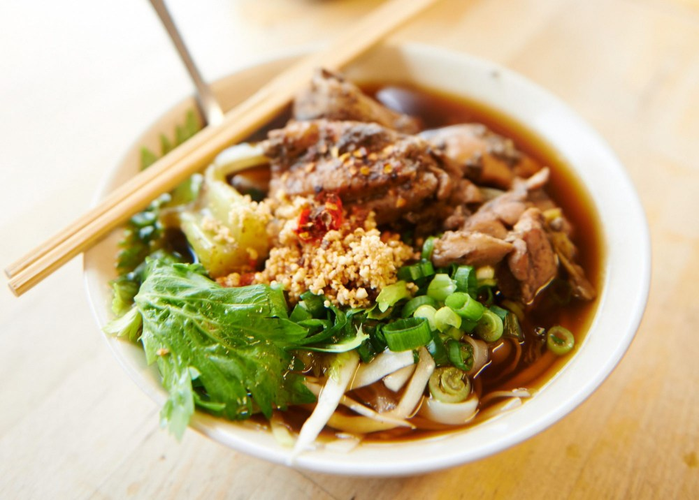Noodle Soups for Your Wintry Soul