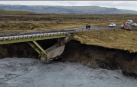 South Iceland Flooding Continues, Part Of Route 1 Closed