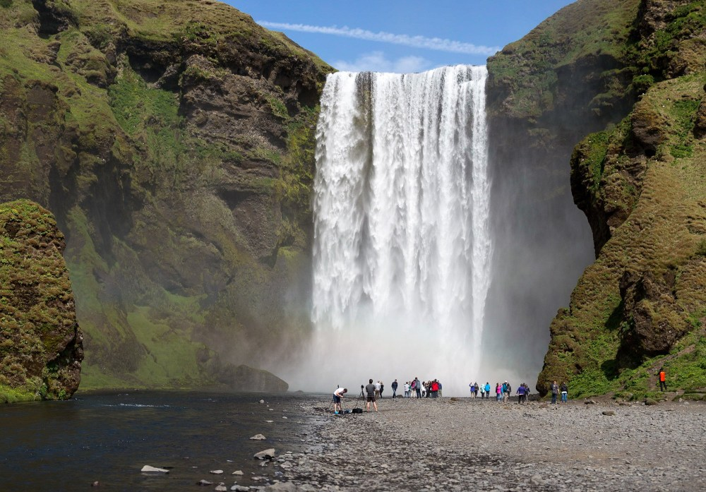 Mesmerising Waterfall and Gorge: A Trip To Skógafoss