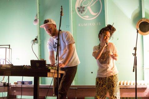 Tim & Puma Mimi at Kumiko Teahouse