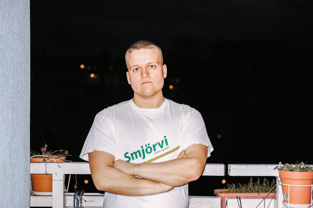 Unearthing That Frosty Vibe: Árni Has A Passion For The Decks