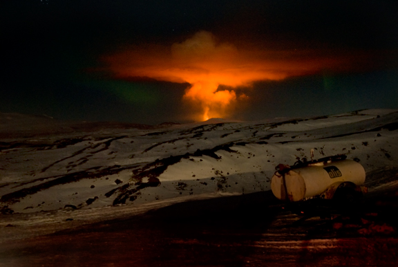 Growing Likelihood Of Eruption At Bárðarbunga