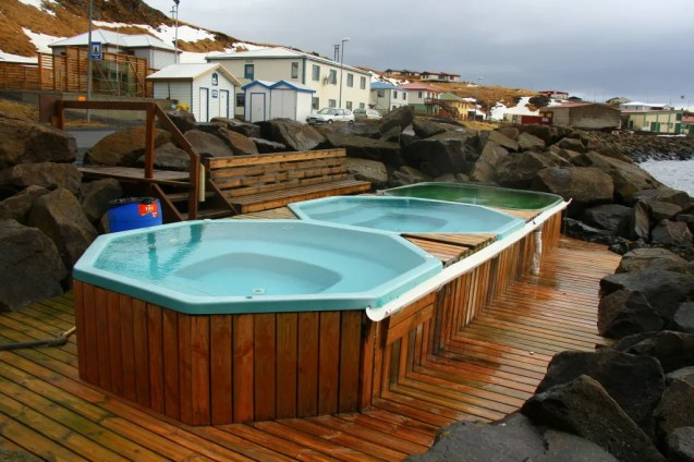 The must-visit Hot tubs