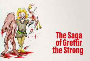 Saga Recap: The Saga Of Grettir The Strong