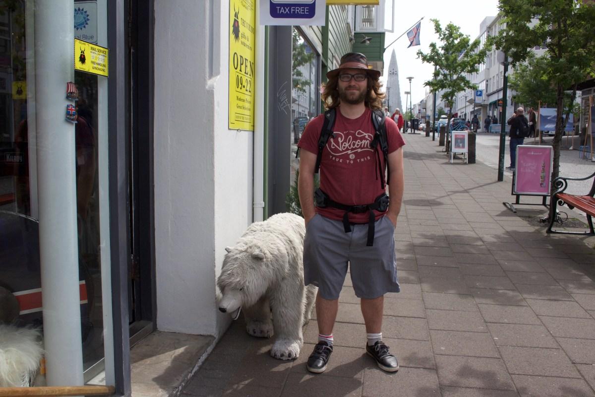 Humans of Reykjavik: Martial Lévesque