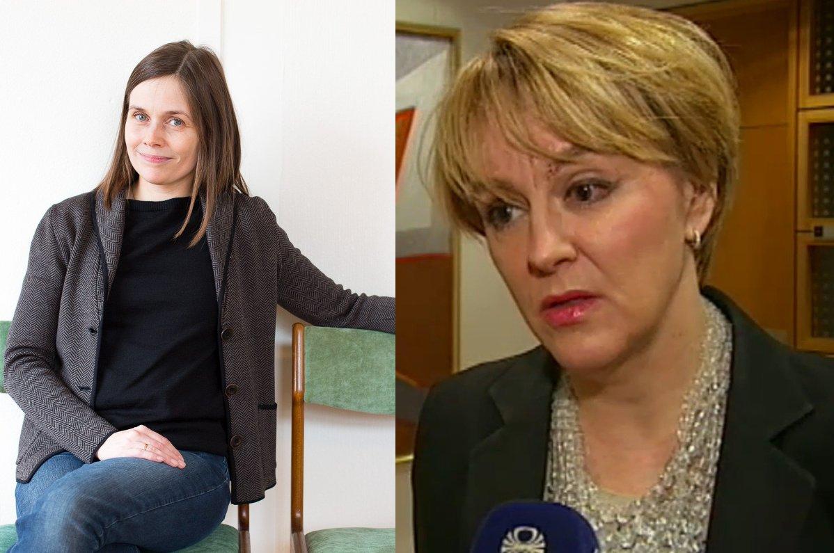 Two Icelanders In Gender Equality Top 100