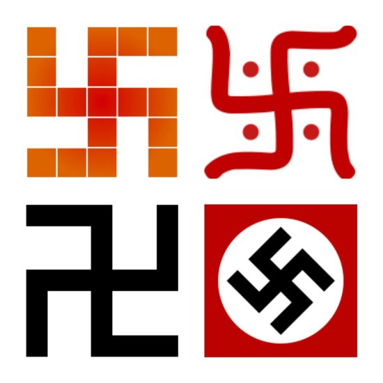Could Neo Nazis Stop Using Our Sacred Cultural Symbols Please